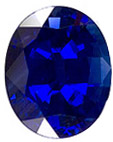 Great Buy  Blue Sapphire Gemstone 2.86 carats, Oval Cut, 9.2 x 7.4  mm