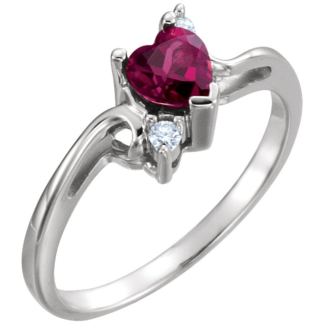 Beautiful Accented Ring