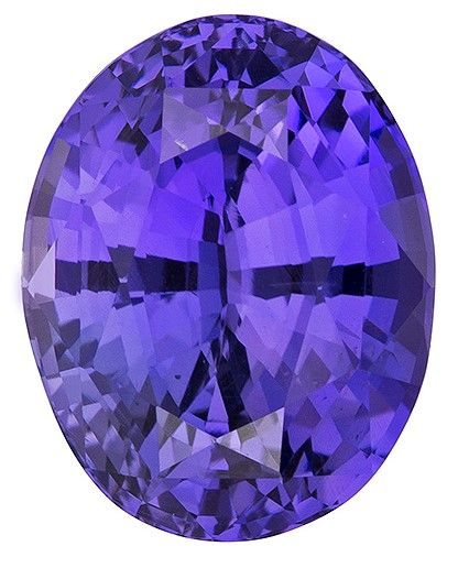 Rare Purple Sapphire Gemstone, Oval Cut, 4.17 carats, 10.36 x 8.11 x 6.04 mm , AGL Certified - A Unique Beauty