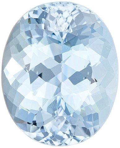 Buy Aquamarine Gemstone, Oval Shape, Grade AA, 5.00 x 3.00 mm in Size, 0.22 carats