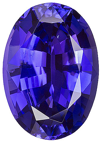 Beautiful Rich Violet Purple Untreated Ceylon Sapphire - Gorgeous, Oval Cut, 10.2 x 7.1 mm, 2.74 carats