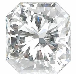 Buy Diamond Melee, Radiant Shape, G-H Color - VS Clarity, 3.80 x 3.00 mm in Size, 0.2 Carats