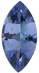 Cut Natural Quality Marquise Shape Tanzanite Gem Grade AA, 5.00 x 2.50 mm in Size, 0.15 Carats