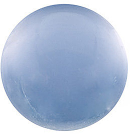 Chalcedony Round Cab in Grade AAA