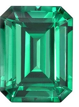 Chatham  Emerald Emerald Cut in Grade GEM