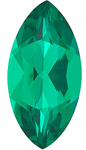 Chatham  Emerald Marquise Cut in Grade GEM