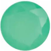 Chrysoprase Round Faceted in Grade AAA