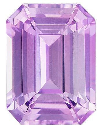 Deal on Purple Sapphire Emerald Shaped Gem - No Heat with GIA Cert, 1.46 carats, 7.43 x 5.5 x 3.61 mm - Truly Stunning