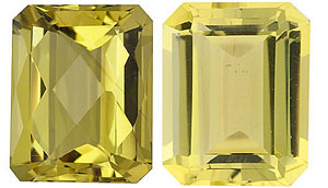 <b>Emerald Cut - Calibrated</b>