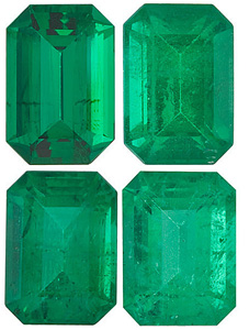 Emerald Cut - Calibrated