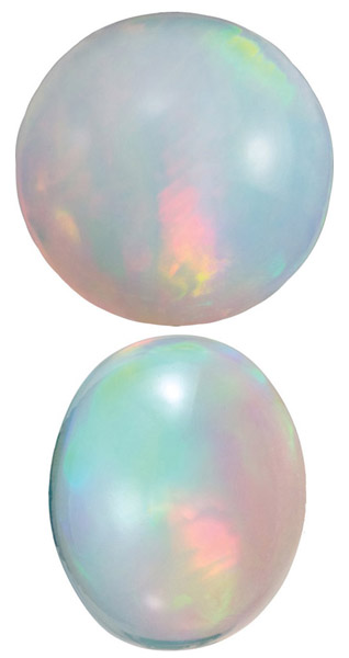 Ethiopian Opal - Calibrated