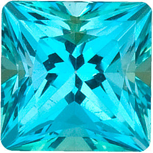 Faceted Paraiba Passion Topaz Gem, Round Shape, Grade AAA, 8.00 mm in Size