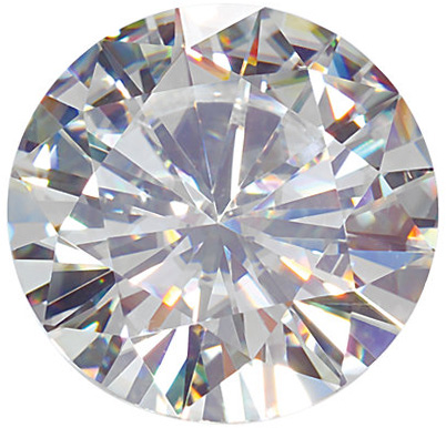 Forever Classic Moissanite by Charles & Colvard in Round Shape Grade AAA, 1.50 mm in Size