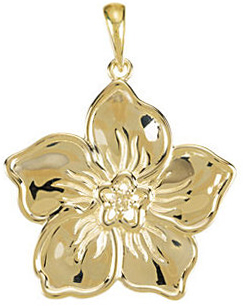 Forget Me Not Pendant