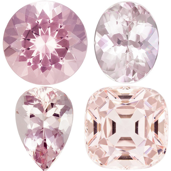 <b>Heirloom Morganite</b>