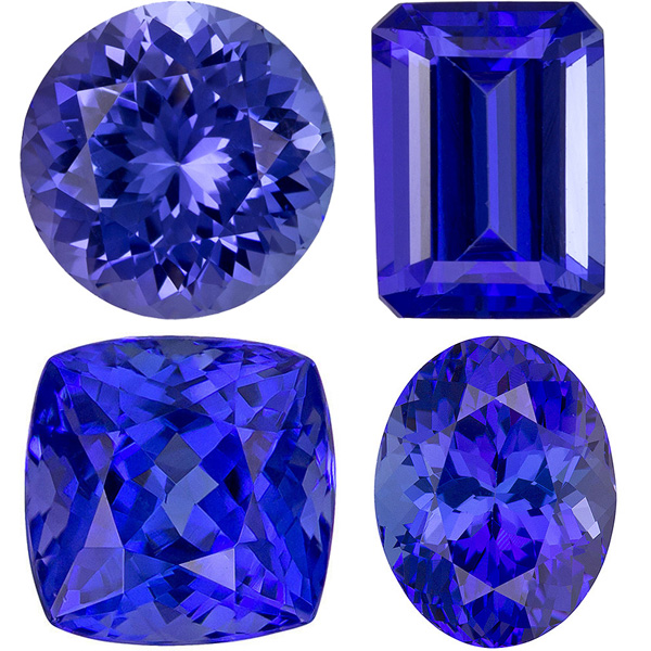 Heirloom Tanzanite