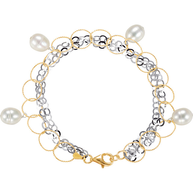 Freshwater Cultured Pearl 7.5