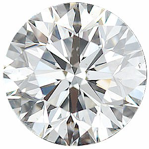 Genuine Diamonds in Round Cut IJ Color - SI Clarity