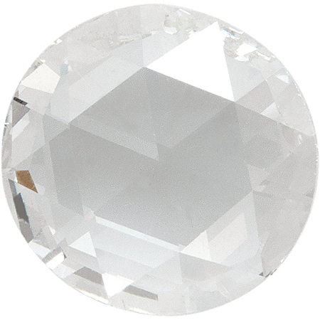 Loose Faceted Diamond Melee, Round Rose Cut, VS Clarity - GH Color, 3.50 mm mm in Size, 0.1 carats