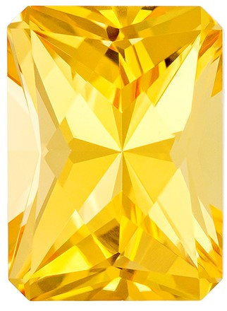 Genuine Precious Topaz Gemstone, Radiant Cut, 3.49 carats, 9.8 x 7.2 mm , AfricaGems Certified - A Fine Gem