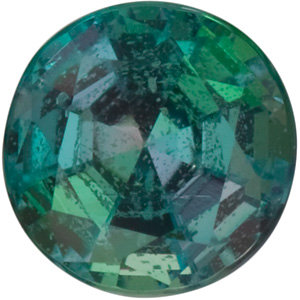 Quality Alexandrite Gemstone, Round Shape, Grade A, 2.25 mm in Size, 0.05 Carats
