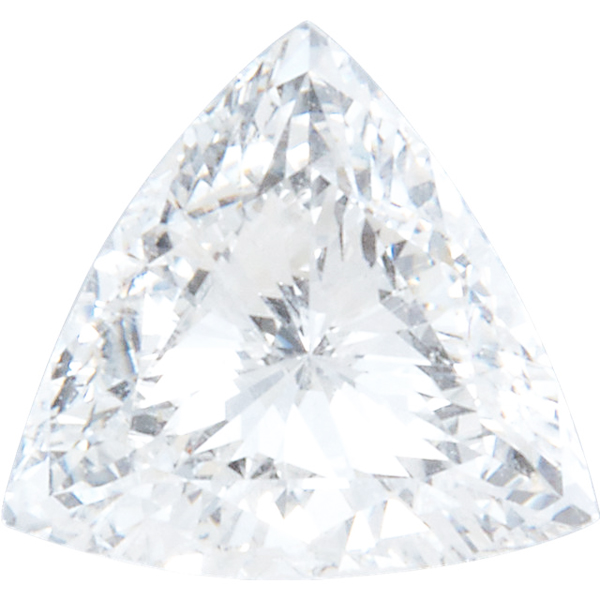 Shop Trillion Shape Diamond Melee, GH Color VS Clarity, 2.50 mm in Size, 0.06 carats
