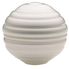 Grade Fine - Circle Full Drilled Genuine White Paspaley South Sea Pearl 10.00 mm to 14.00 mm