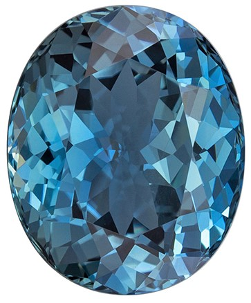 Great Deal on  Blue Green Sapphire Gemstone, 5.29 carats, Oval Shape, 11 x 9.1 mm, Great Colored Gem