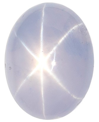Great Deal on  Star Sapphire Gemstone, 3.77 carats, Oval Shape, 9.7 x 7.4 mm, Super Great Buy