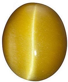 Honey Tigerseye Gems in Oval Cut Grade AAA