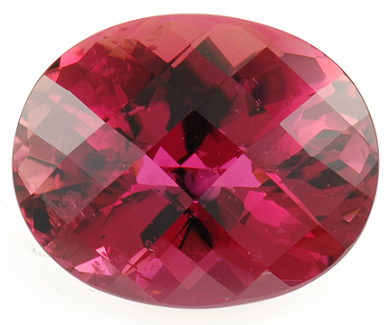 Incredible Color and Size - Orangish Red Unusual GEM Tourmaline 29.13 carats