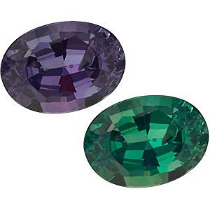 Oval Shape Genuine Alexandrite Faceted High Quality Gem Grade A 0.45 carats,  6.00 x 4.00 mm in Size