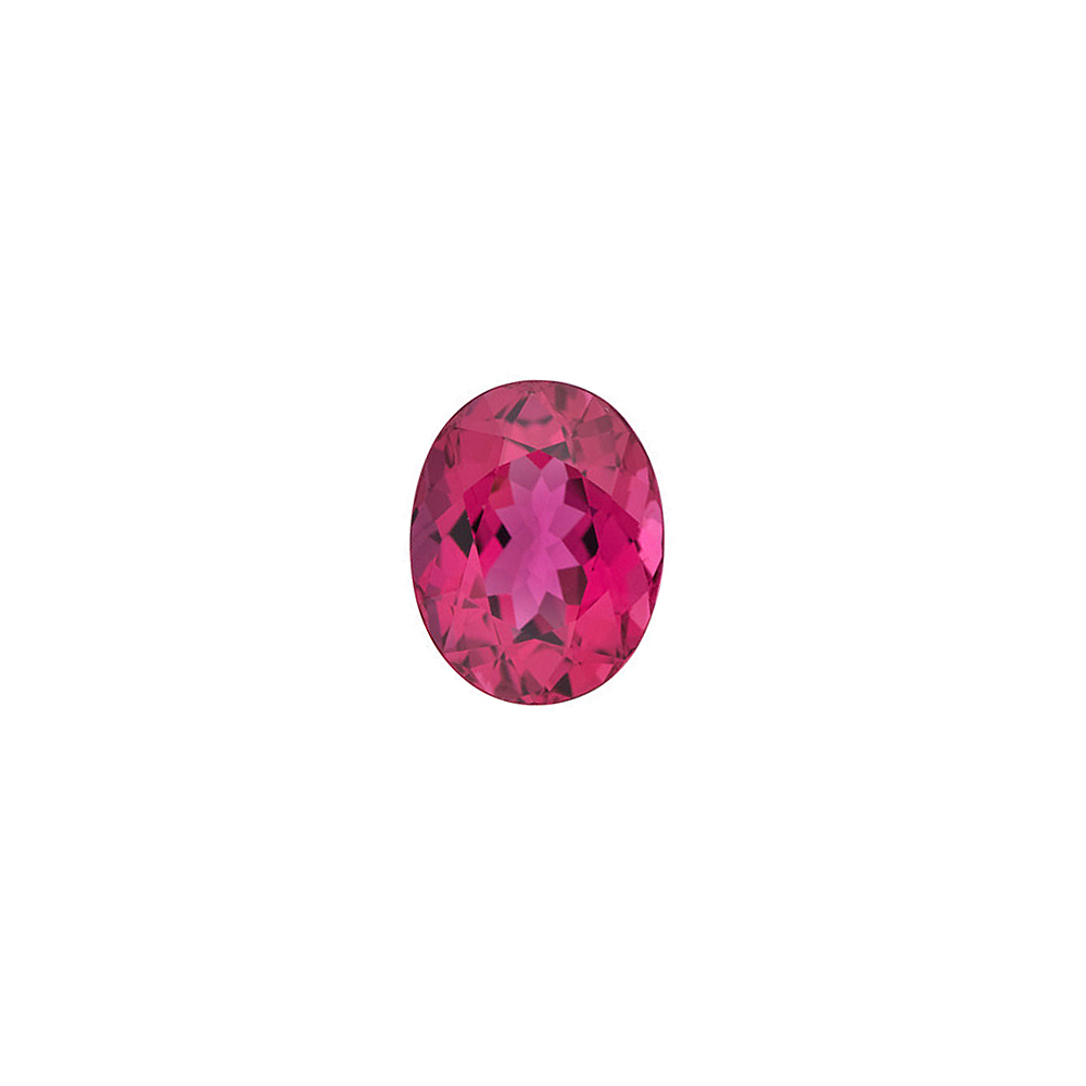 Loose Genuine Calibrated Size Top Quality Loose Oval Shape Pink Tourmaline Gemstone Grade AAA, 5.00 x 3.00 mm in Size, 0.28 Carats