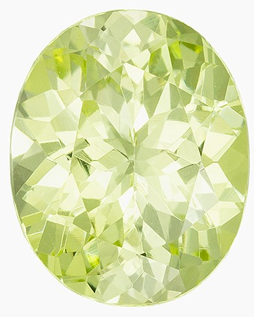 Loose Natural  Chrysoberyl Gemstone, 2.65 carats, Oval Shape, 9.7 x 7.8 mm, Super Fine Gem!