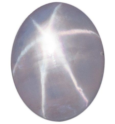 Loose Stunning 2.4 carats Sapphire Loose Gemstone in Oval Cut, Bluish Gray, 8.1 x 6.4 mm