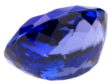 Lovely Blue Color Oval Tanzanite Gemstone 5.67 carats