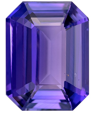 Low Price on Top Gem Octagon Cut Beautiful Purple Sapphire Loose Gemstone, 2.56 carats, 9 x 6.9 mm , A Must Have Gem