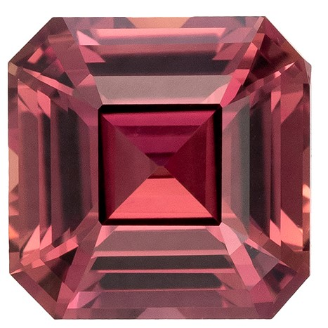 Low Price on Top Gem Asscher Cut Loose Fancy Sapphire Gemstone, 1.62 carats, 6.38 x 6.36 x 4.18 mm with GIA Certificate, Super Lovely Gem