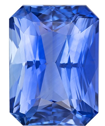 Low Price on Top Gem  Radiant Cut Beautiful Blue Sapphire Loose Gemstone, 13.07 carats, 15.27 x 11.25 x 7.56 mm with GIA Certificate, Full Brilliance