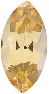 Marquise Shape Precious Golden Topaz Genuine Quality Loose Faceted Gem Grade AAA, 7.00 x 3.50 mm in Size