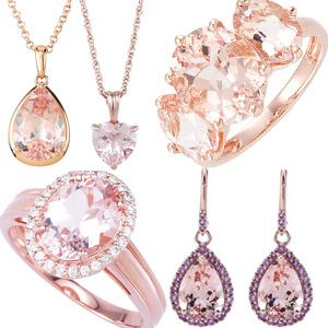 Morganite Jewelry