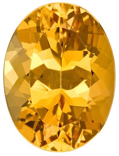 Natural Precious Topaz Gemstone, Oval Cut, 5.3 carats, 12.4 x 9.3 mm , AfricaGems Certified - A Deal