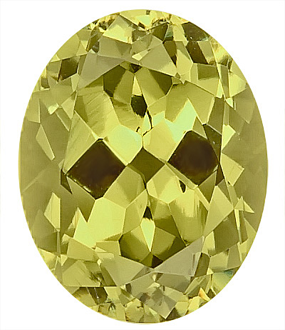 Nice  Color, Gorgeous Unheated Grossular Garnet Gemstone, Oval Cut, 11.1 x 9 mm, 4.61 carats