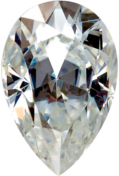 Oval Shape Moissanite Genuine Charles & Colvard Gemstone Grade AAA, 9.00 x 7.00 mm in Size