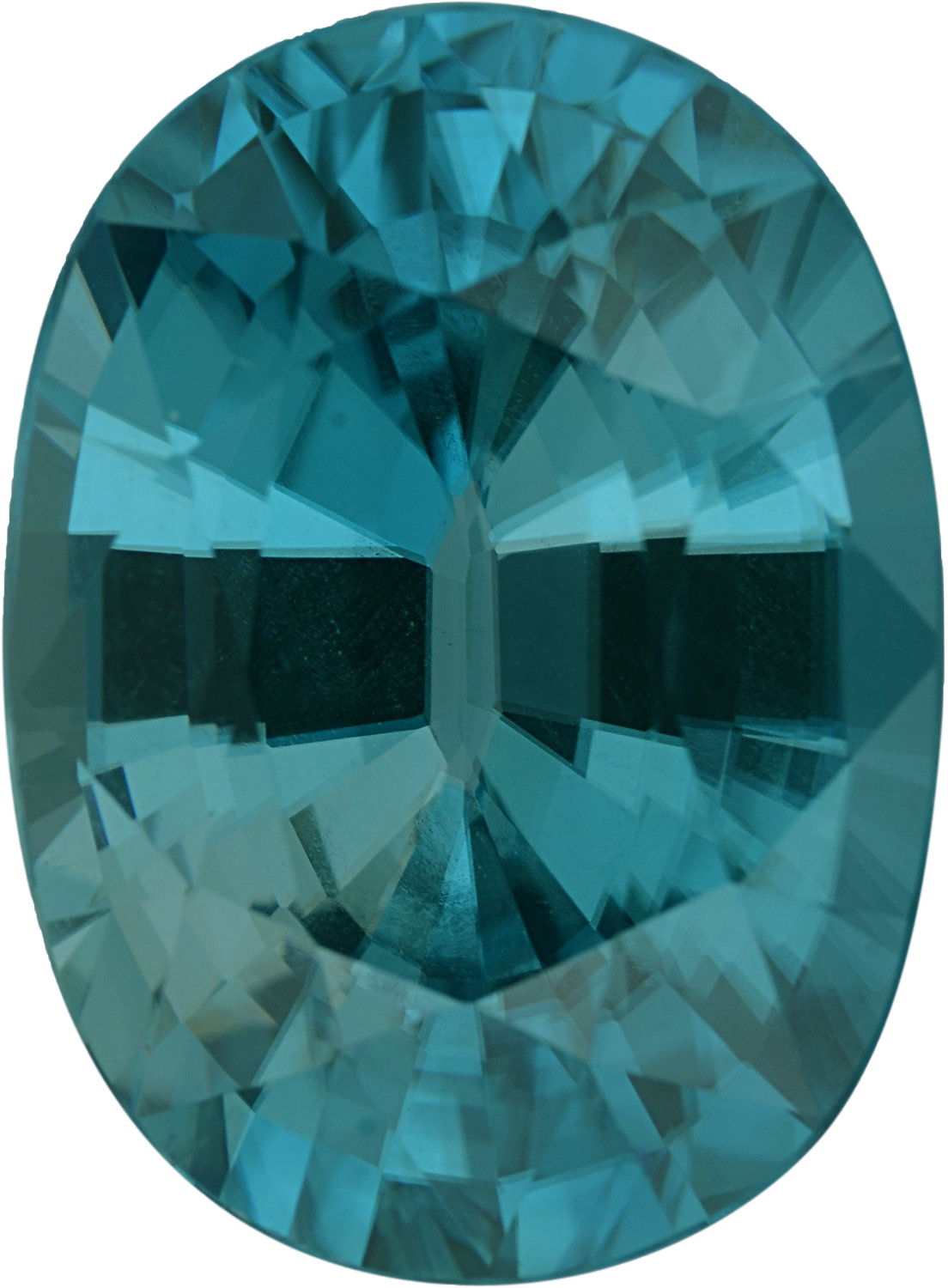 14.07 x 10.05 mm, Zircon Loose Gemstone in Oval Cut, 9.12 carats