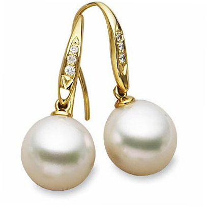 Paspaley Cultured Pearl Earrings