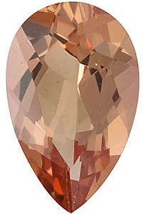 Pear Shape Precious Imperial Topaz Natural Quality Loose Cut Gemstone Grade AAA  6.00 x 4.00 mm in Size 0.48 carats,