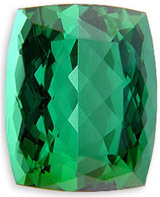 Ultra Fine Loose Blue Green Tourmaline Gemstone 21.92 carats from Namibia