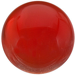 Red Carnelian  in Grade AAA Round Cab