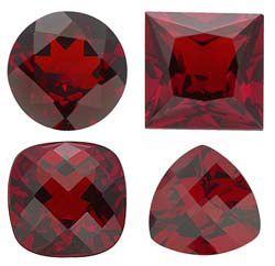 RED GARNET Calibrated